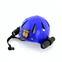 LIGHT MONKEY Cave Diving Helmet with lights