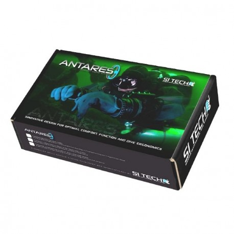 SITECH Antares + QCS Dry Glove System
