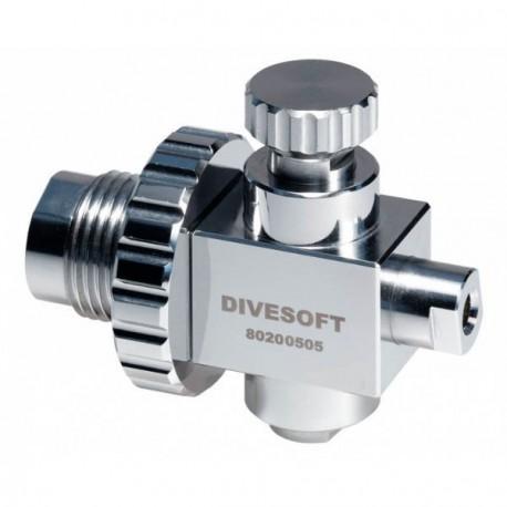 DIVESOFT Limitador estándar de caudal