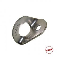 KOP DE GAS Plaquette MONTSEC acier inox