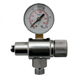 Regulator Adjuster with IP Gauge