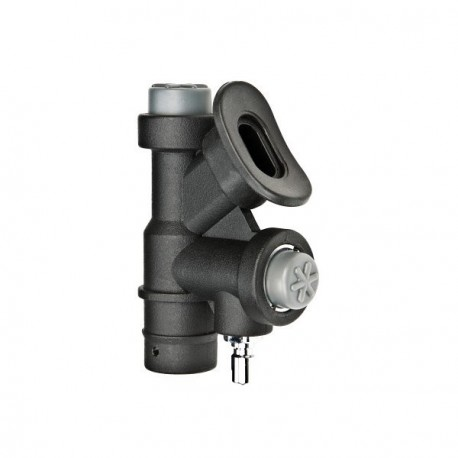 XDEEP Commande inflateur Stab