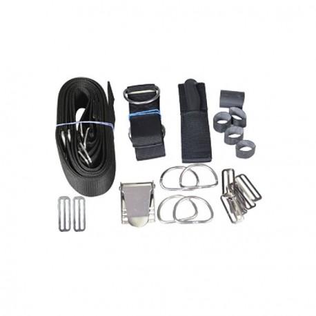 DIR ZONE Adjustable secure harness