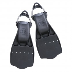 XDEEP Fins with spring straps