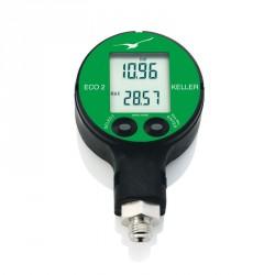 Manomètre Numérique ECO2 300 bar