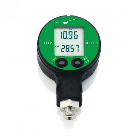 Digital Pressure Gauge ECO2 300 bar