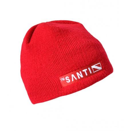 SANTI Beanie Hat Vermell