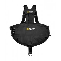 XDEEP Stealth 2.0  Classic sidemount full set