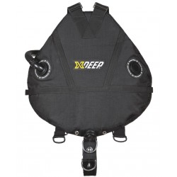 XDEEP Stealth 2.0 REC Sistema Sidemount complet