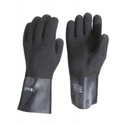 SANTI GREY Guantes secos