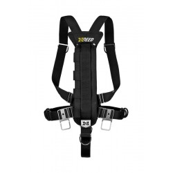 XDEEP Stealth 2.0 Sidemount Complete Harness