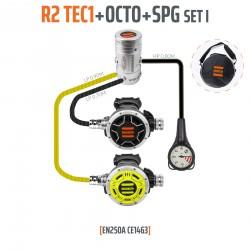 TECLINE R2 TEC1 Set1 Regulator pack