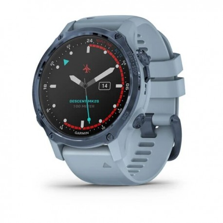 GARMIN Descent MK2s Dive Watch Blue