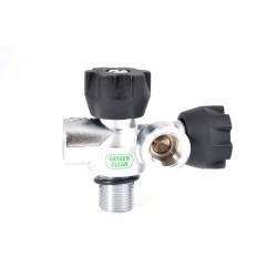 LOLA T-SVO double-robinet gauche  200 bar