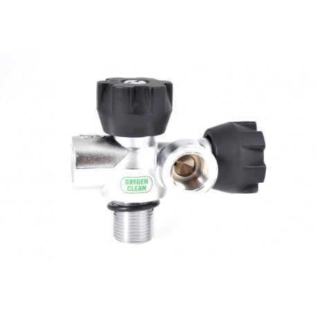 LOLA T-SVO left valve two outlet   200 bar
