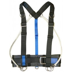 WARMBAC Sidemount Harness