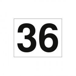Etiqueta MOD 36