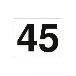 Etiqueta MOD 45