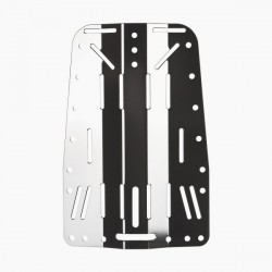 XDEEP 3mm Backplate SS