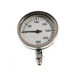 DIR ZONE Pressure Gauge 52mm 0-300 bar