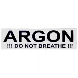 Etiqueta ARGON