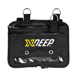 XDEEP Bolsillo expandible TEC sidemount