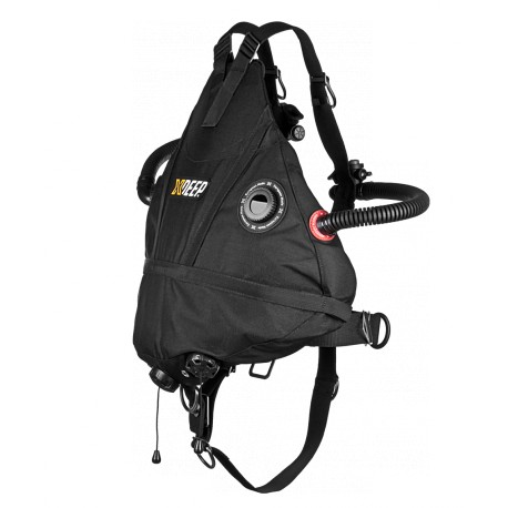 XDEEP Stealth 2.0 TEC RB Sidemount complet