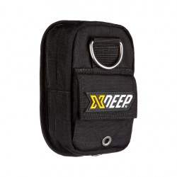 XDEEP Poche cargo backmount