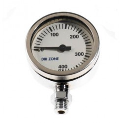 DIR ZONE Manòmetre 52mm 0-400 bar