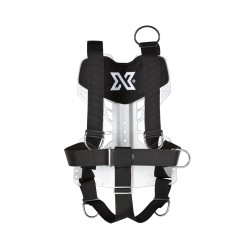 XDEEP NX STD Backplate SS Complete